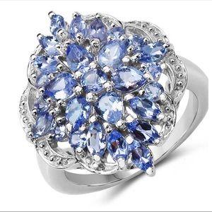 Jewelry - NEW 2.18 carat TANZANITE RING